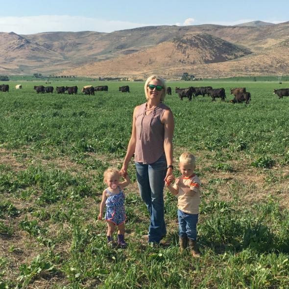 Christie Prescott | Idaho CattleWomen
