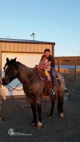 boyandgirlonhorse